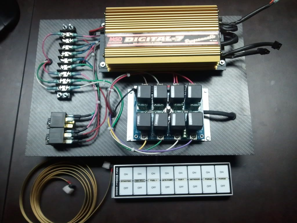 Arc Switch Panel Wiring Diagram For 16v