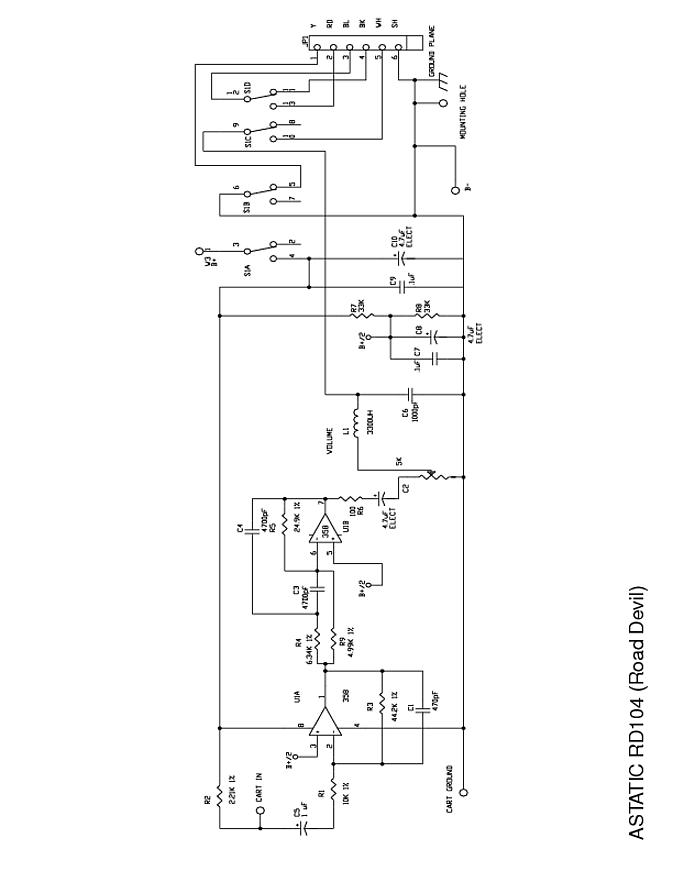 Astatic 636l Wiring Diagram