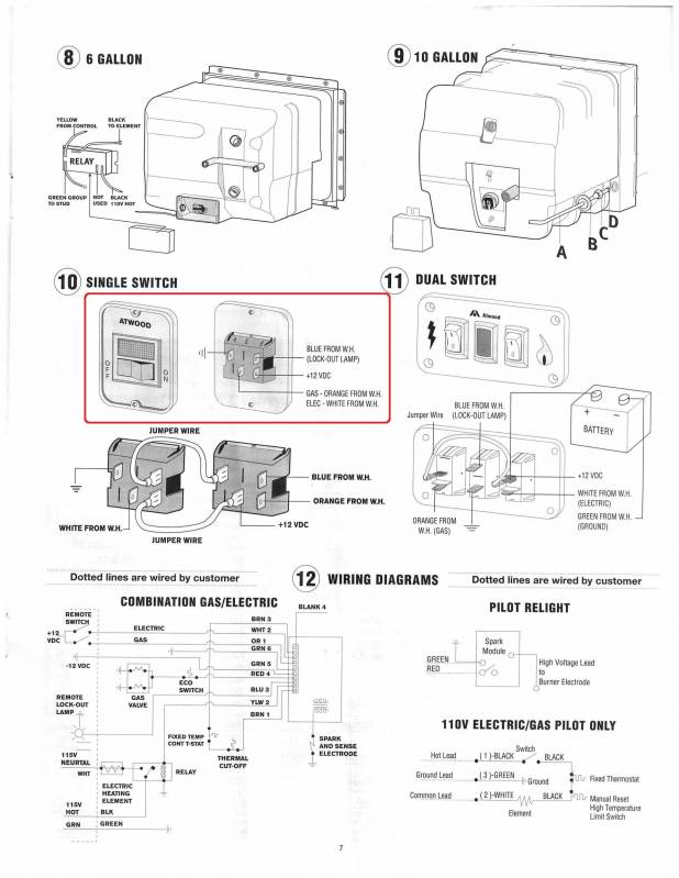DIAGRAM] Atwood Rv Water Heater Switch Wiring Diagram FULL Version HD  Quality Wiring Diagram - NOTIZIE.TRIESTELIVE.ITnotizie.triestelive.it