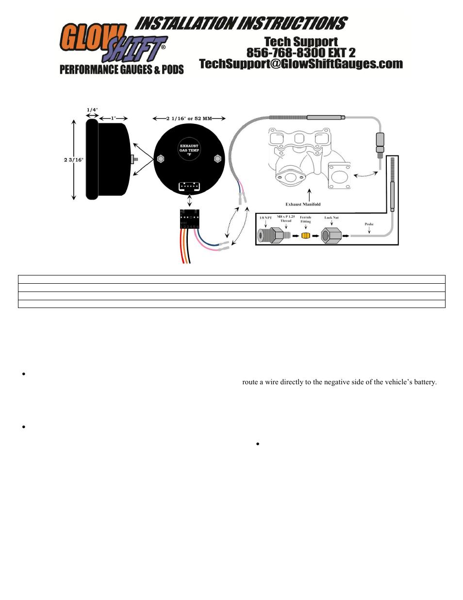 Egt Wiring Diagram - Wiring Diagram Site on