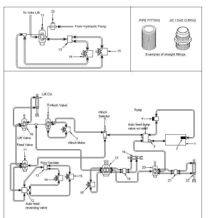 Vermeer Bc1000Xl Wiring Diagram from diagramweb.net