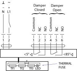 belimo damper actuator wiring diagram. Black Bedroom Furniture Sets. Home Design Ideas