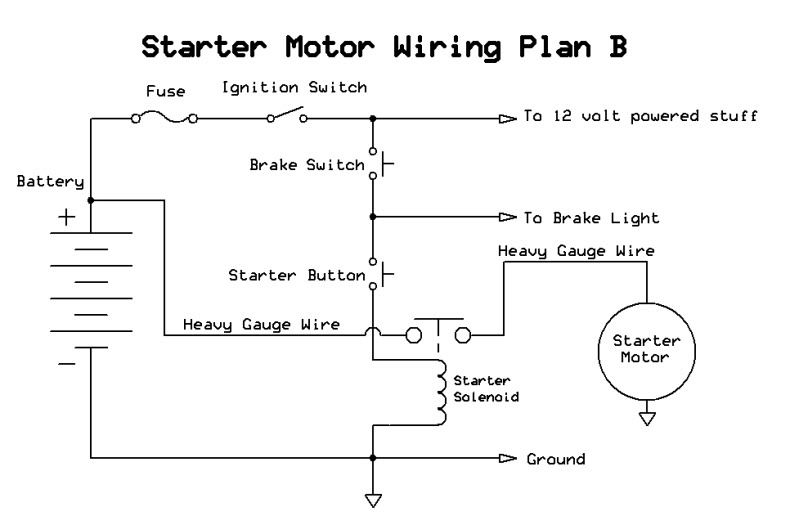 Bmx Atv 110cc 3 Wire Ignition Wiring Diagram