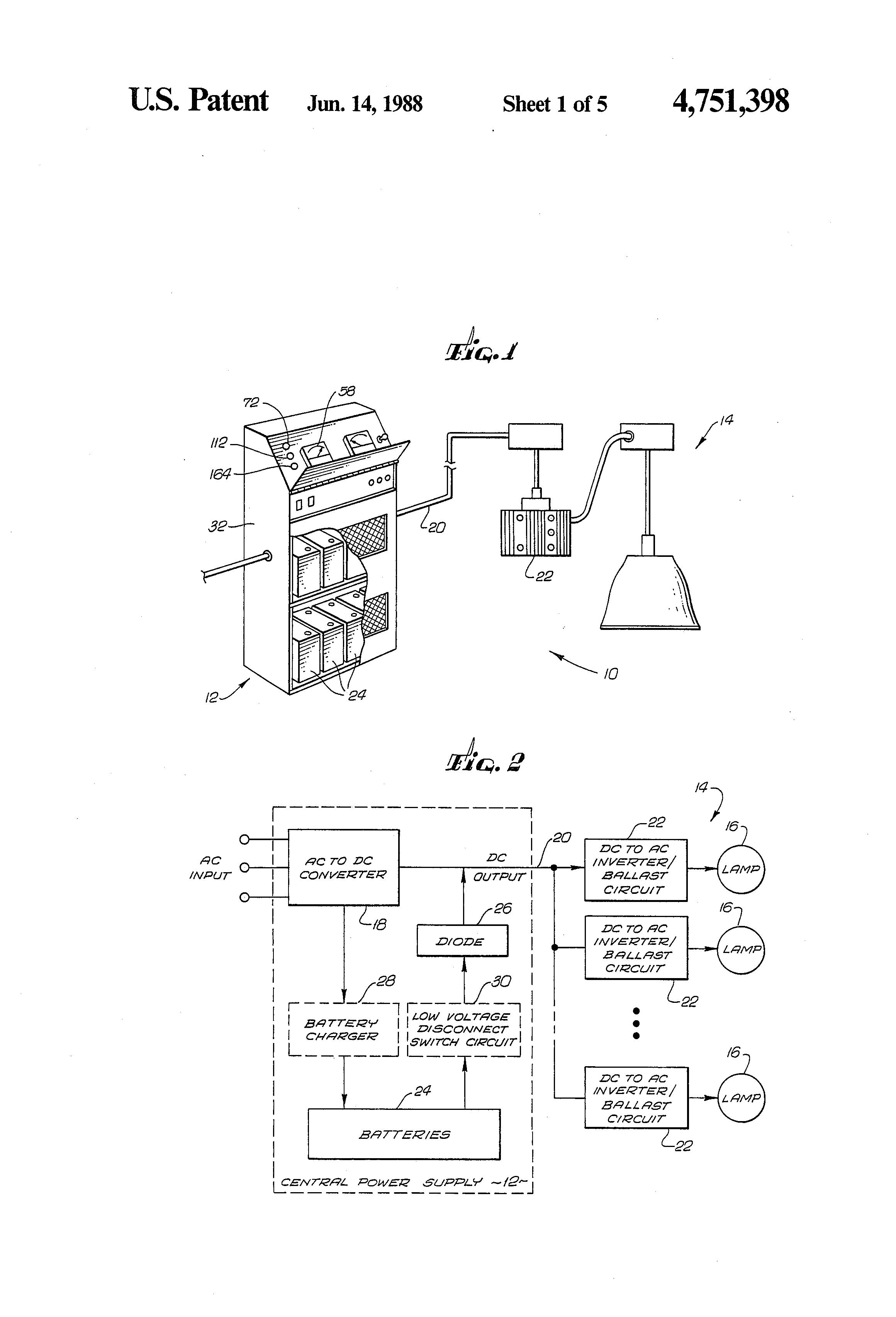 Bodine Electric Company Nsh-34rh Wiring Diagram on