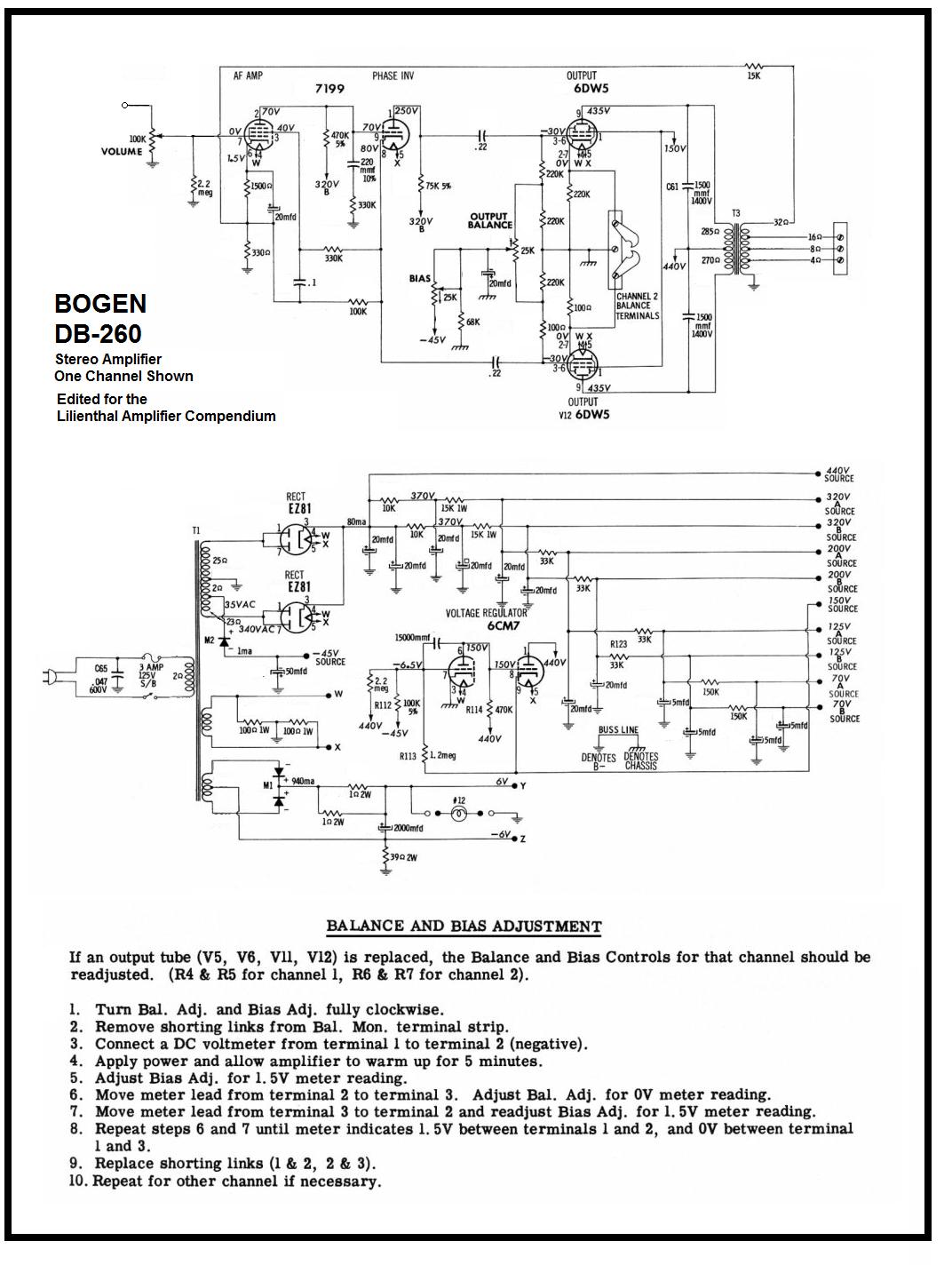 bogen t72510 wiring diagram