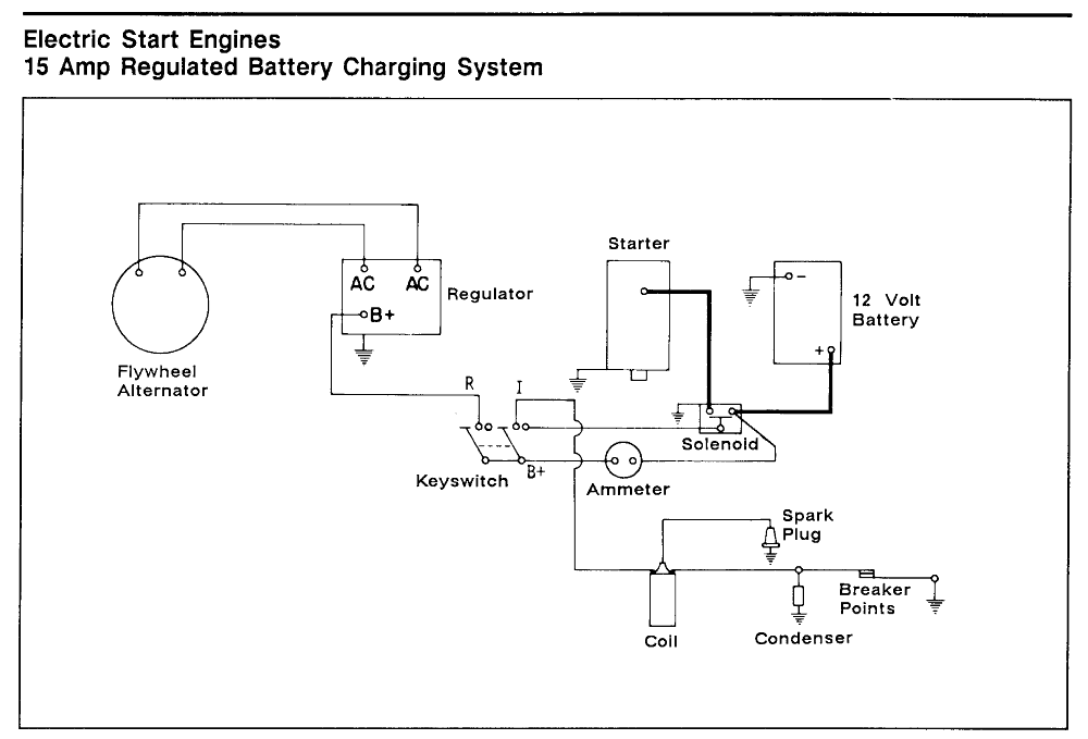 12V Motorcycle Wiring Diagram With Ipnts from diagramweb.net