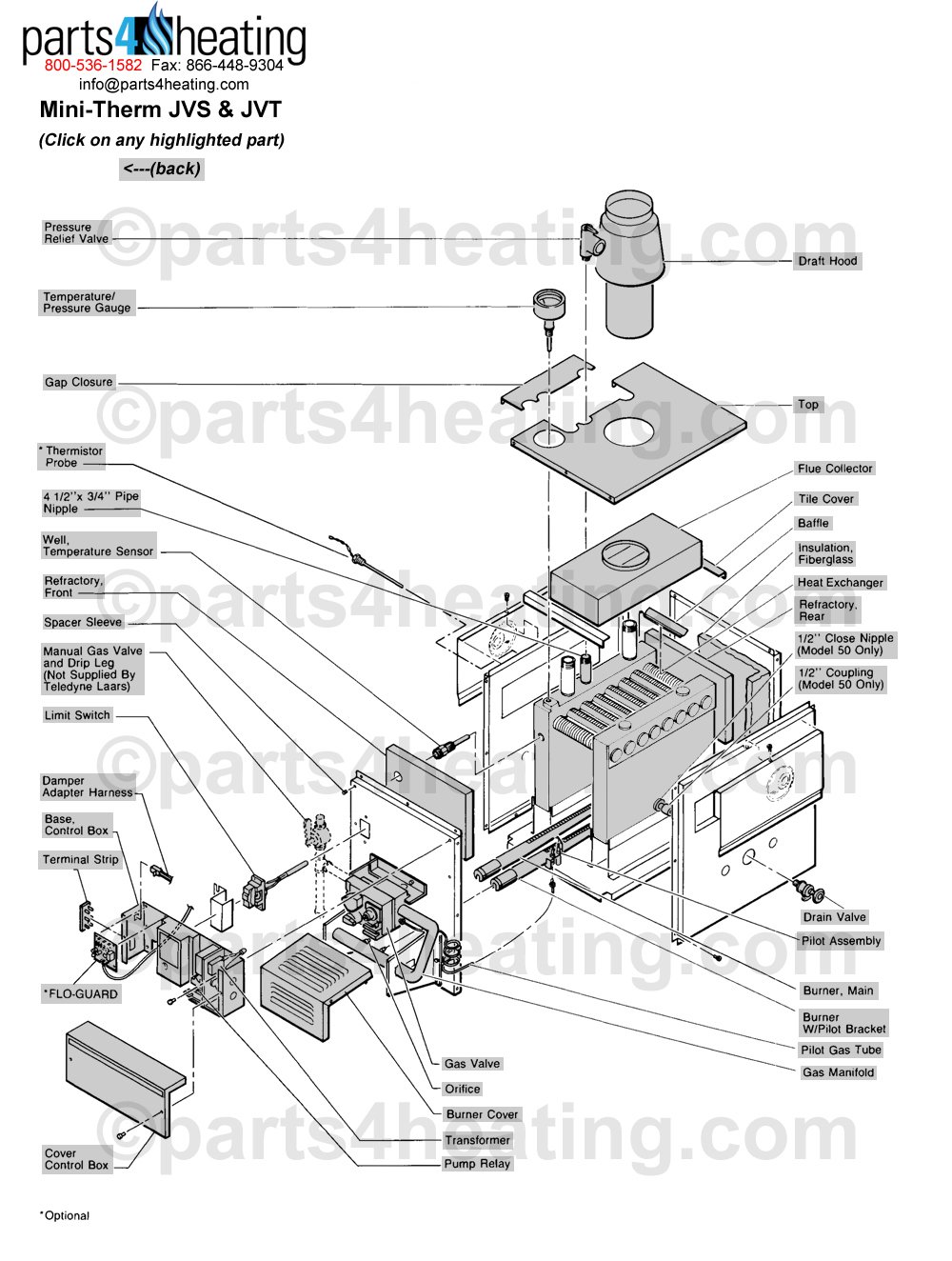 Burnham Boiler Parts Diagram
