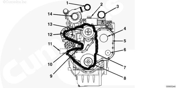 caterpillar c7 engine sensor diagram cat c engine aftercooler parts