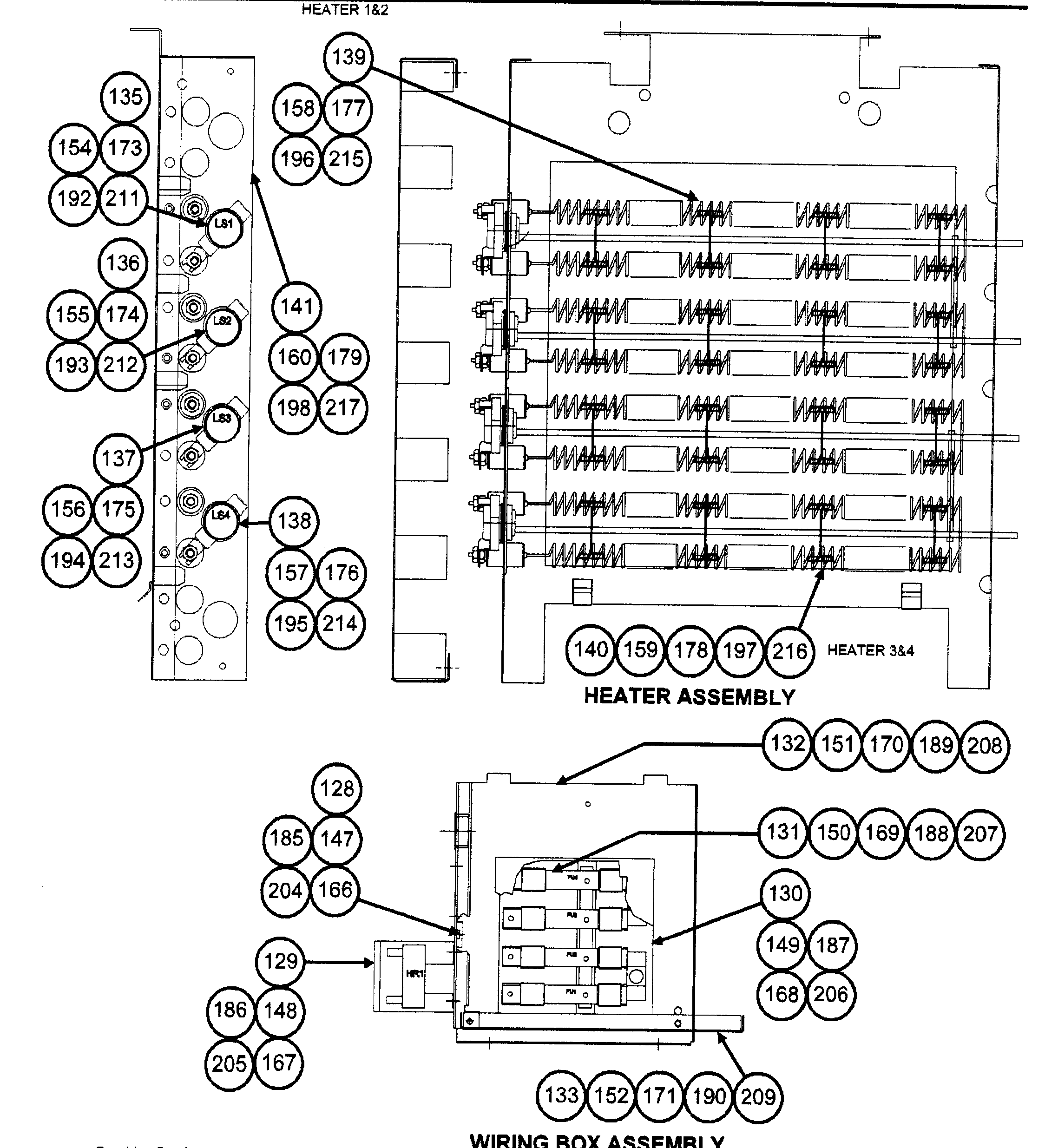 Carrier 2060cc Model Wiring Diagram Indoor Unit