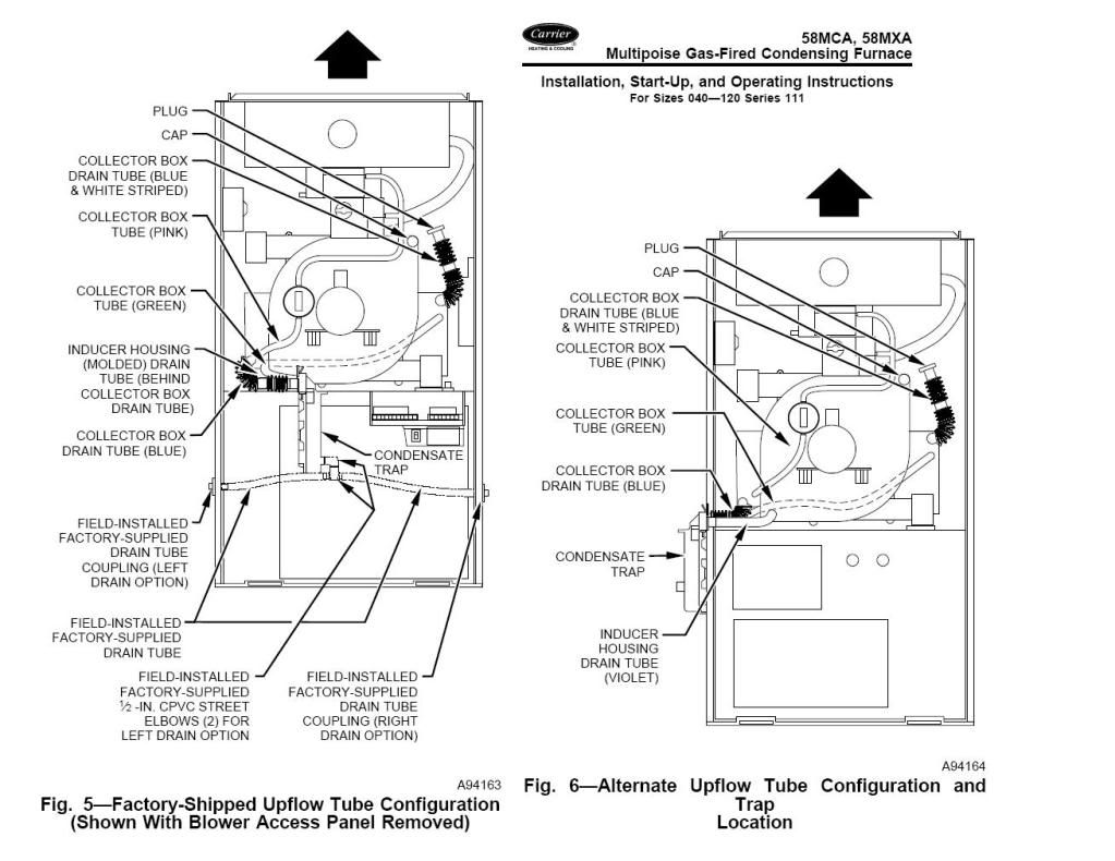 Carrier Weathermaker 9200 Parts Diagram