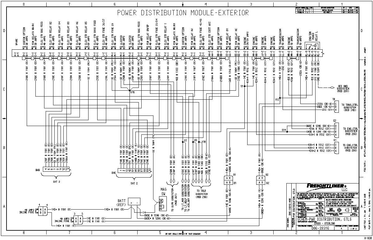 Cat C12 Ecm Wiring Diagram