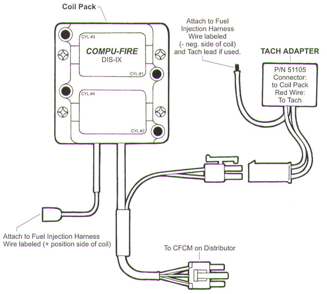 Compu Fire Ignition Wiring Diagram