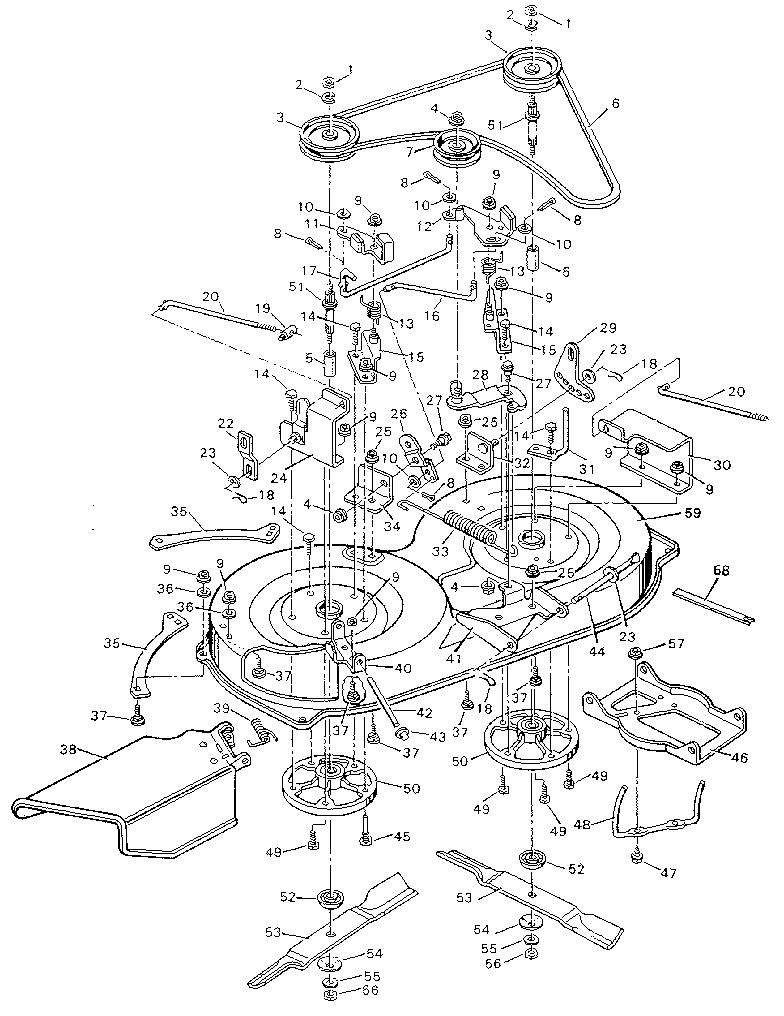 Craftsman 6 5 Hp Lawn Mower Carburetor Diagram