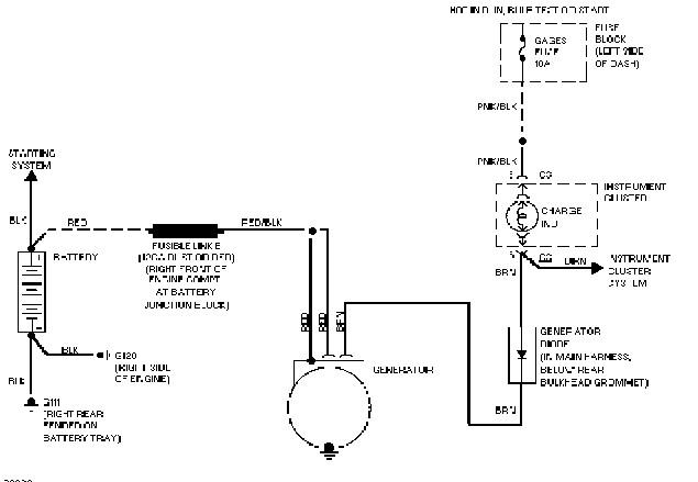 Cs144 Alternator Wiring