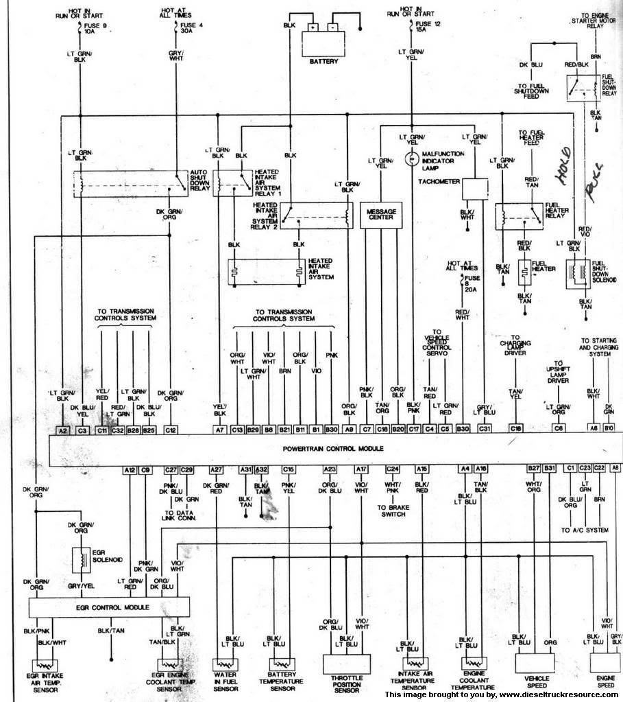 2005 Dodge Ram 3500 Wiring Diagram from diagramweb.net