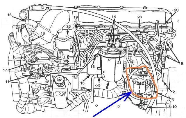 Cummins Dodge Ram 3500 Isb 5 9 Engine Wiring Diagram