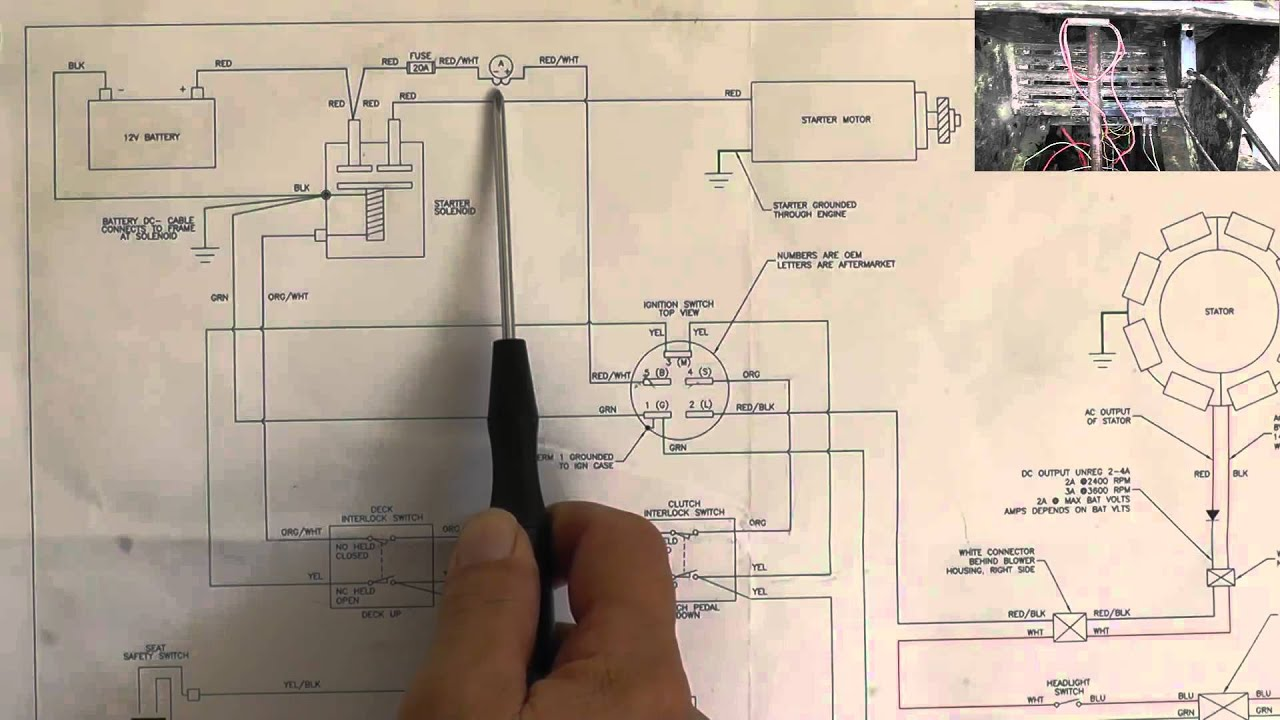 Cushman 21 5 Hp Diesel Alternator Wiring Diagram