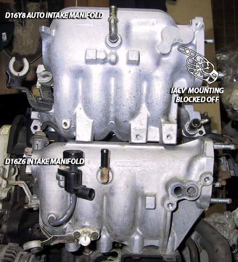 D16y7 To D16y8 Engine Swap Wiring Diagram