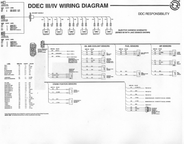 Ddec 5 Ecm Wiring Diagram Free Picture. . Wiring Diagram Ddec Ecm Wiring Diagram on