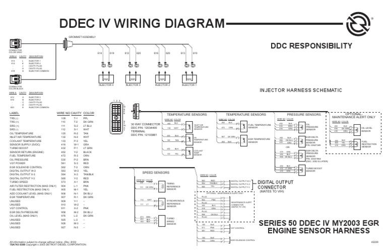 DIAGRAM] Ddec Iii Ecm Wiring Diagram FULL Version HD Quality Wiring Diagram  - DIAGRAMEDIC.SCENEDEVENDOME.FRDiagram Database