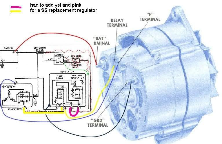 on yanmar tractor alternator wiring diagram