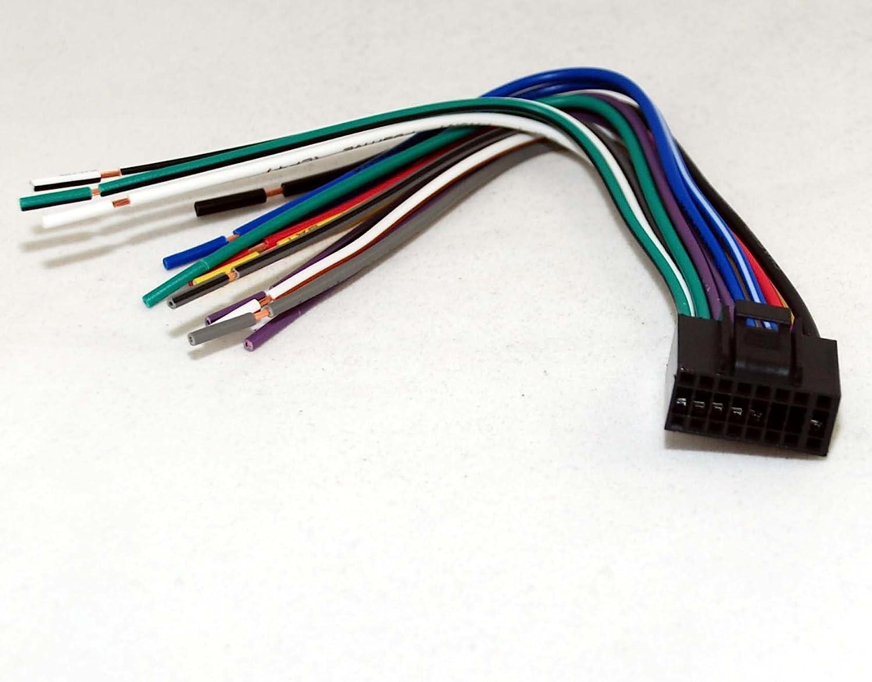 Dual Xdm16bt Wiring Harness Diagram