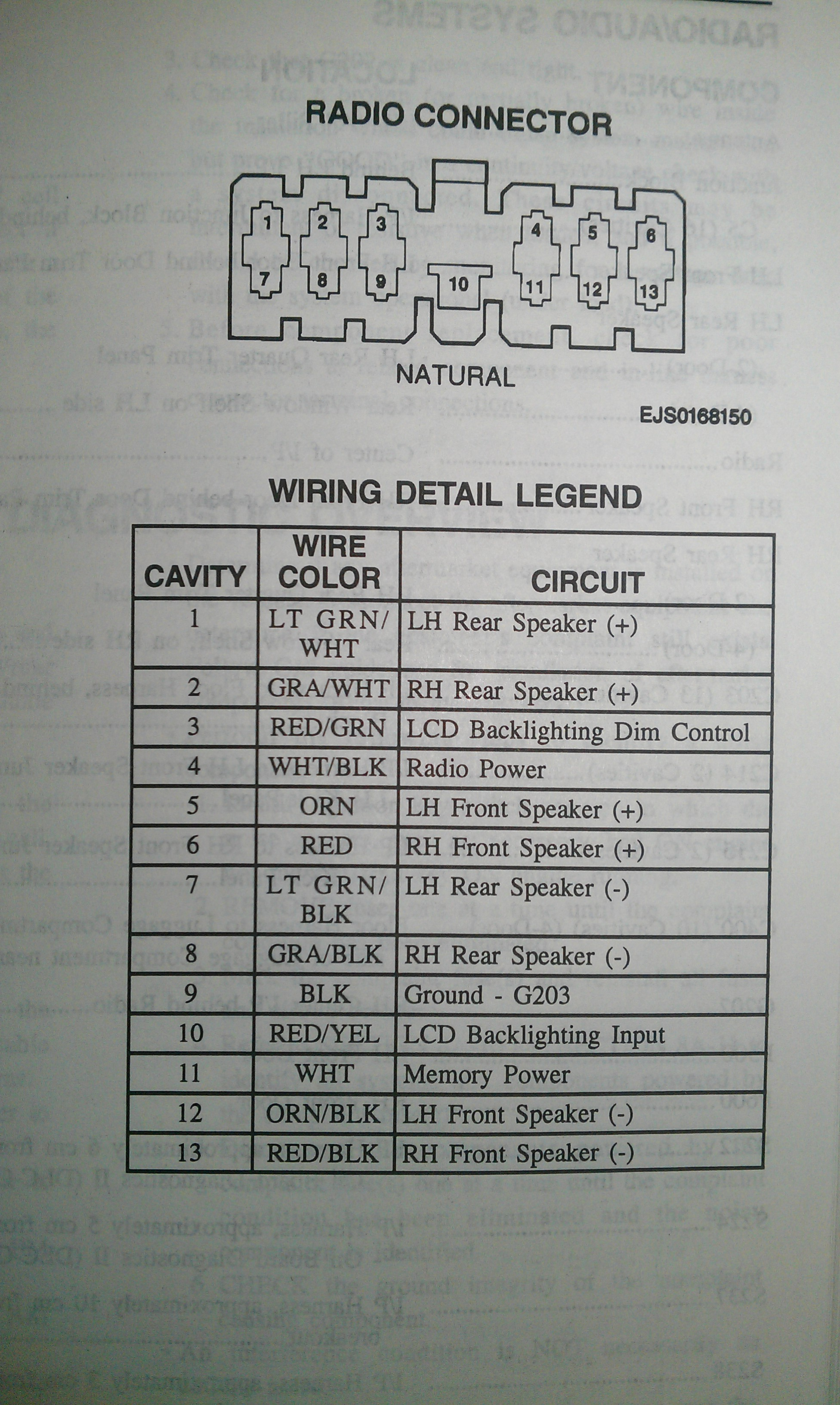 Dual Xr4115 Wiring Diagram