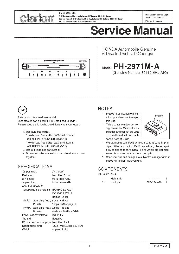 Dxz655mp Wiring Diagram