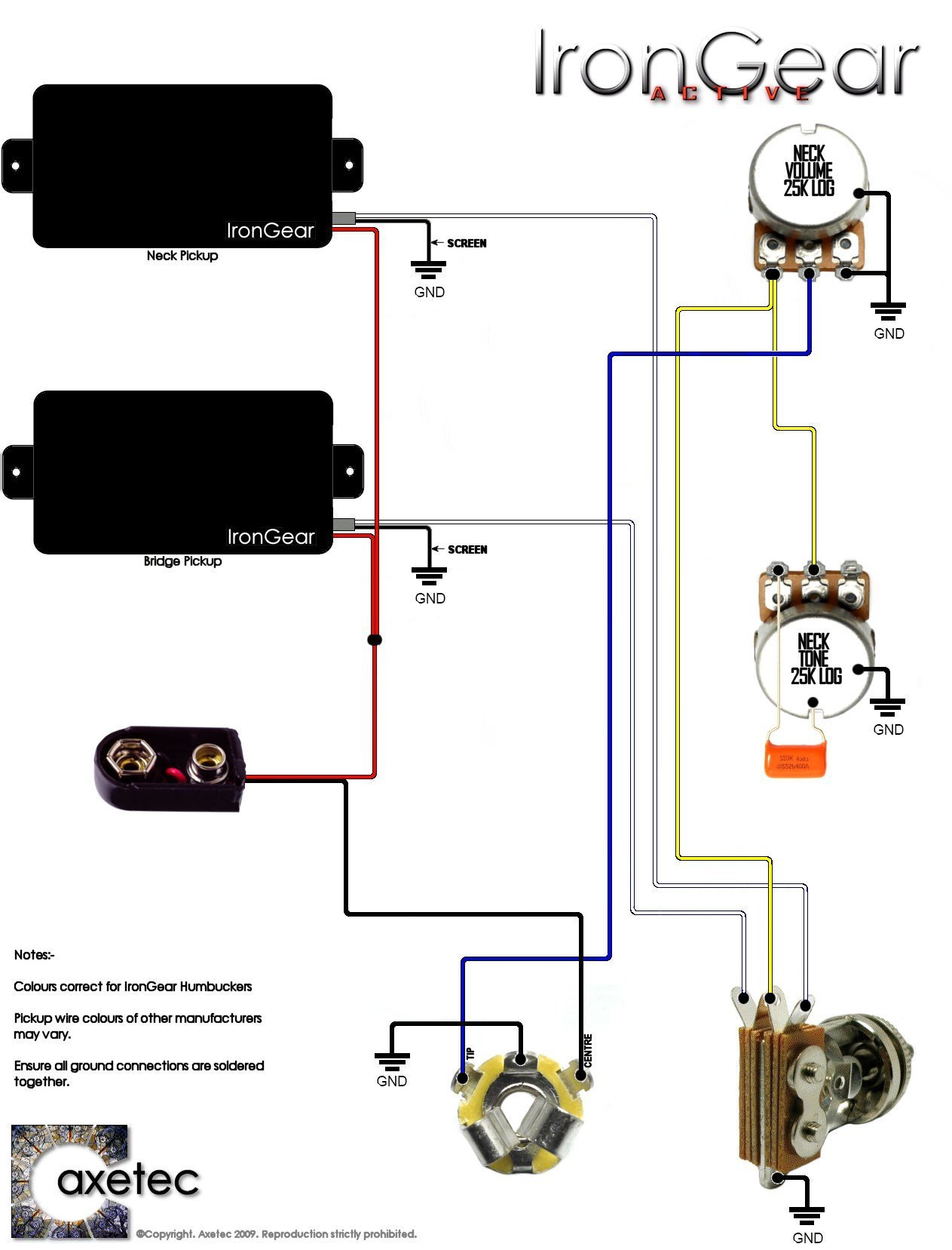 Emg Hsh Wiring - Technical Diagrams Ibanez Rg Wiring Diagram Push Pull on
