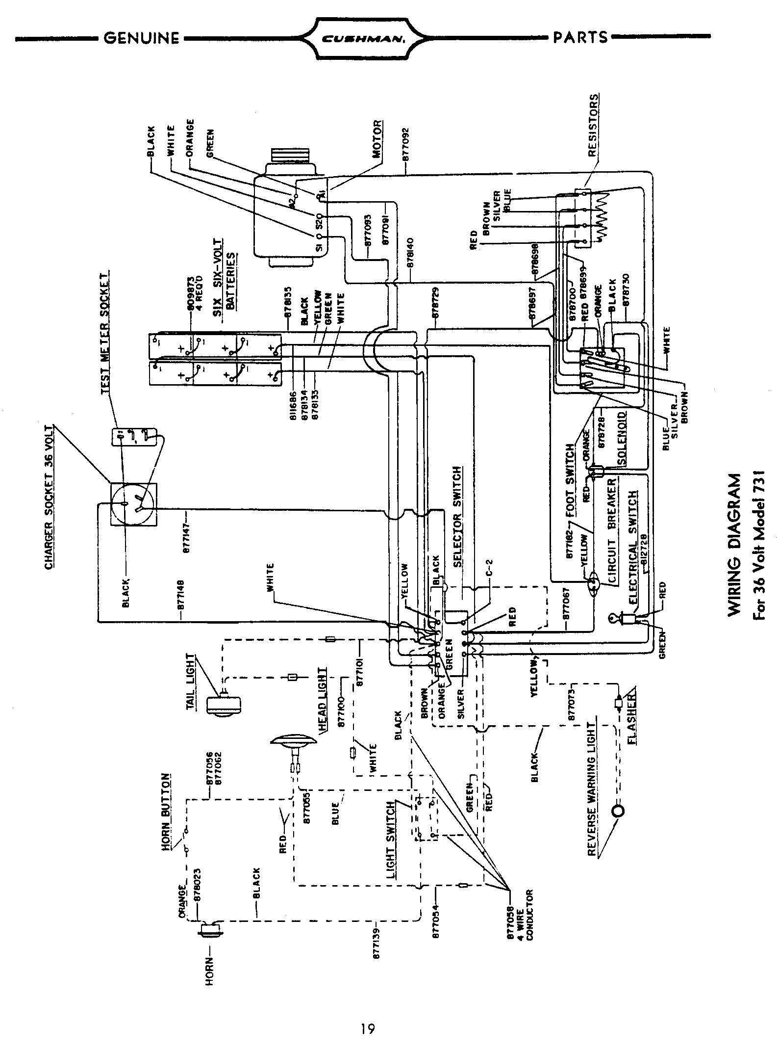 Ezgo Medalist 1994 5 Wiring Diagram Troubleshooting