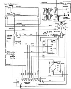 Ezgo Txt Pds Wiring Diagram  Volt Ezgo Dcs Wiring Diagram on