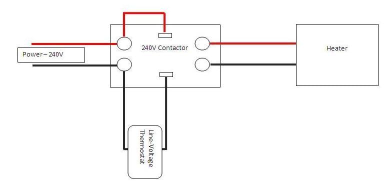 Fahrenheat Thermostat Wiring Diagram