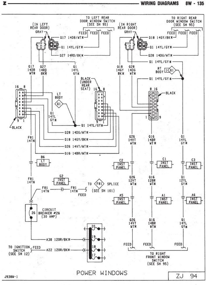 Featherlite 8533 Wiring Diagram