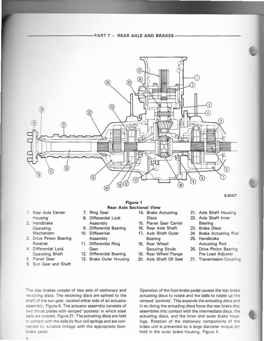 Ford 555 Backhoe Wiring Diagram