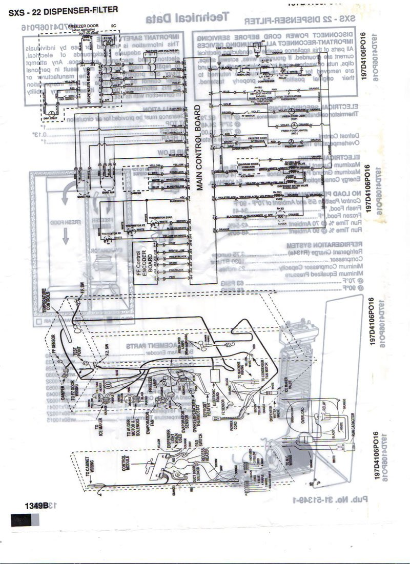 Ge Gss22wgph Ww Wiring Diagram