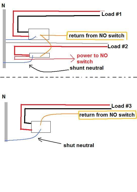ge shunt trip breaker wiring diagram on basic boat wiring diagram,  relay wiring diagram,