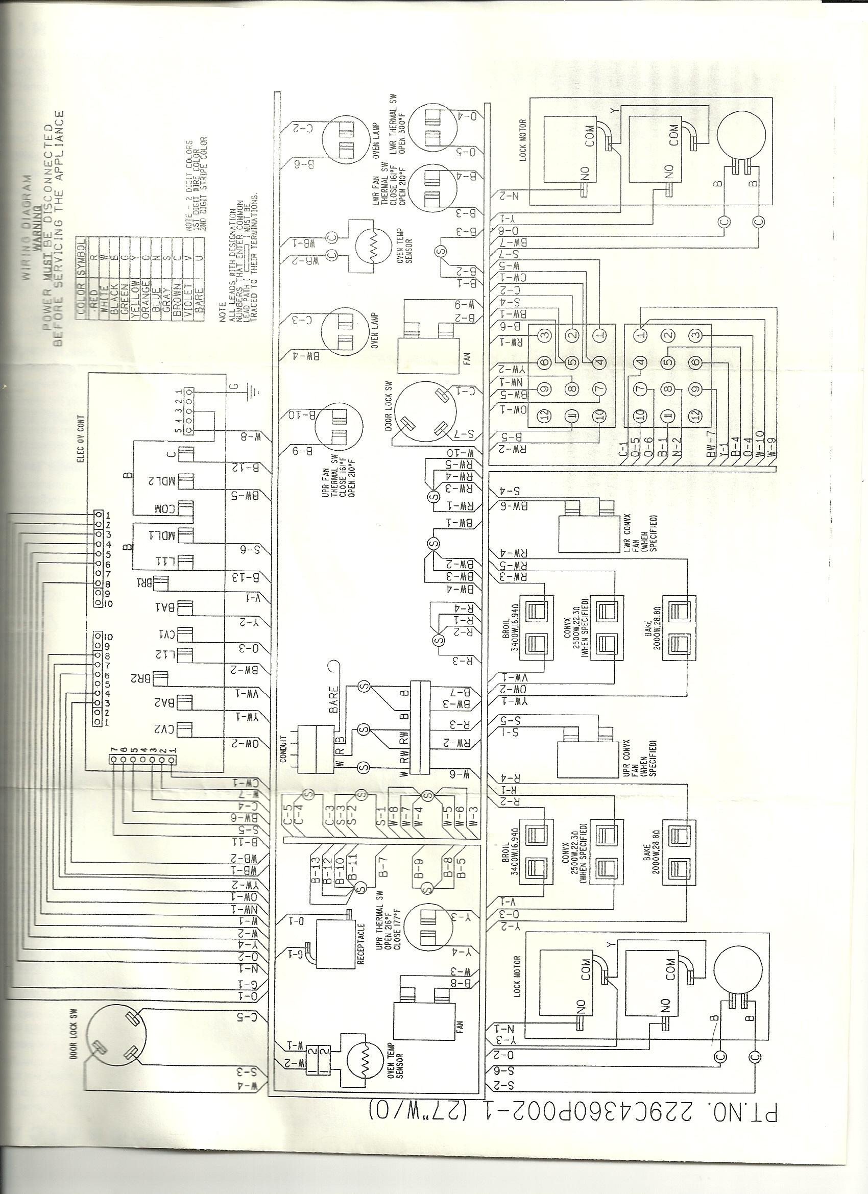 Ge Wiring Diagram