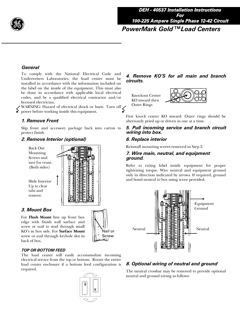 Ge Tl412cp Wiring Diagram
