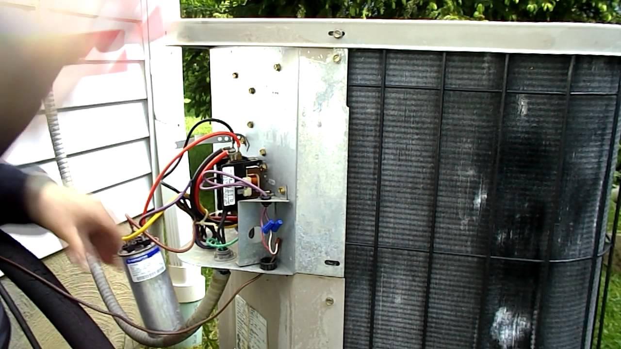 Goodman Capacitor Wiring - Wiring Diagrams