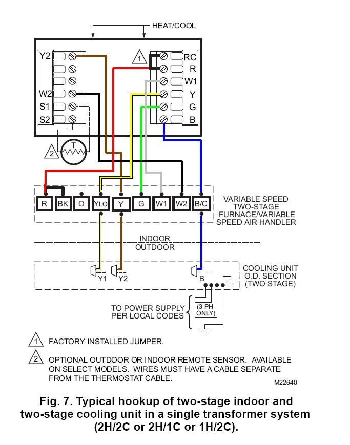 Goodman Gas Pack Wiring Diagram