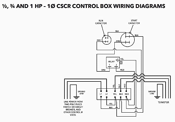Gould 3as20 Wiring Diagram