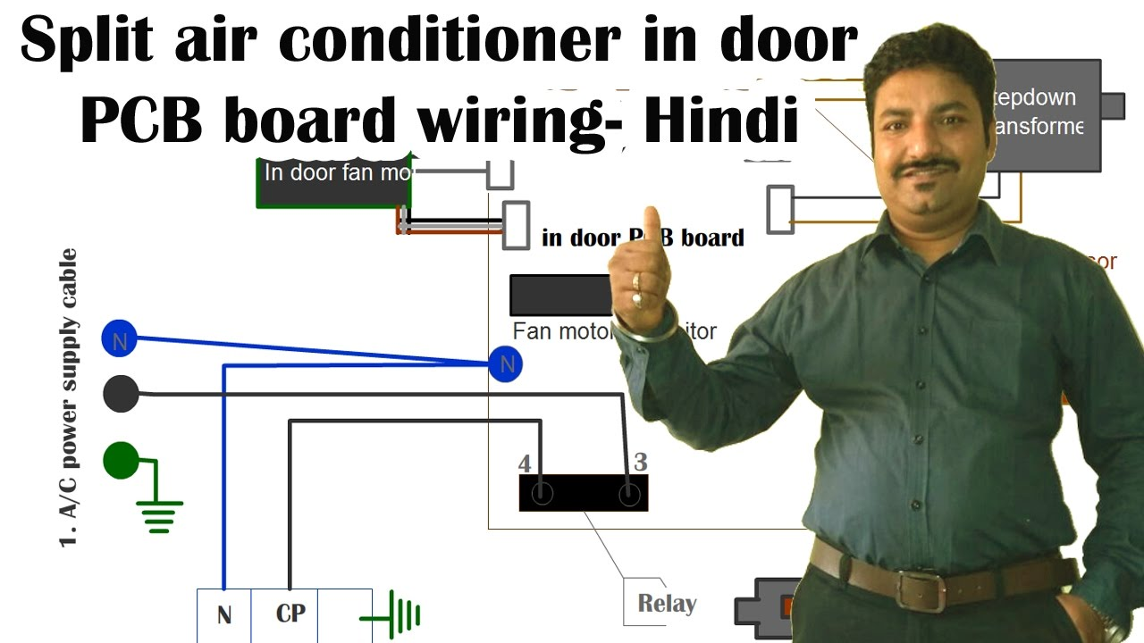 Gree Split Air Conditioner Wiring Diagram