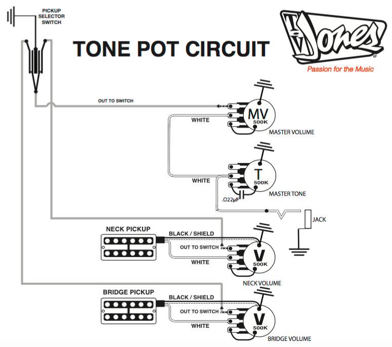 Gretsch Filtertron Wiring Diagram
