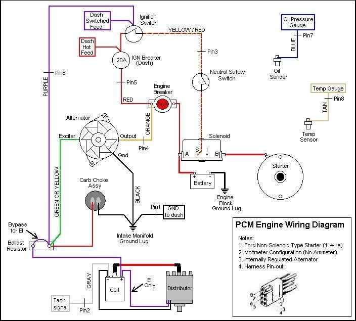 Gt40 Instrument Wiring Diagram