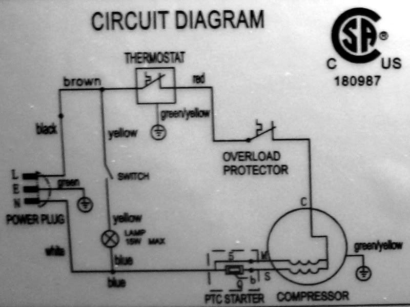Defrost Timer Wiring Diagrams Moreover Freezer Defrost Timer Wiring