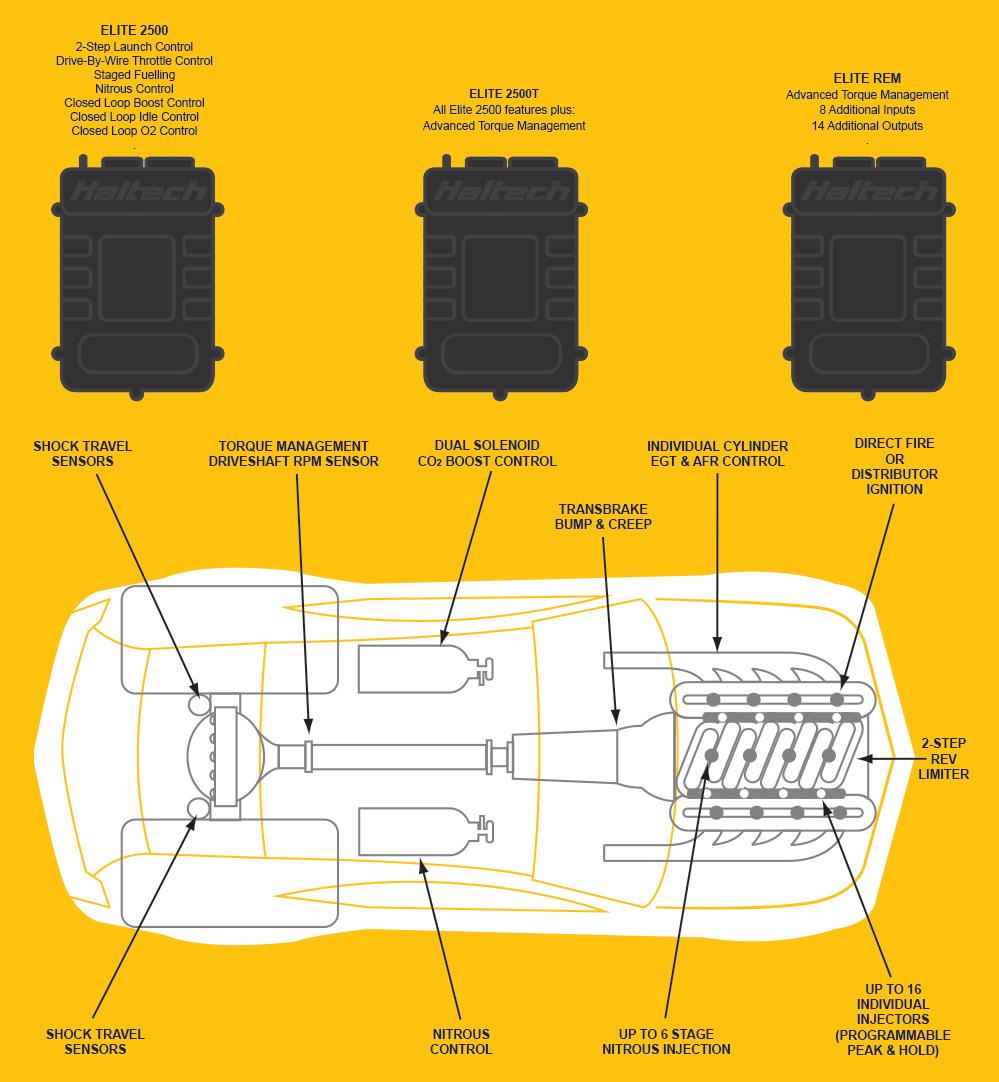 Haltech Elite 2500 Wiring Diagram