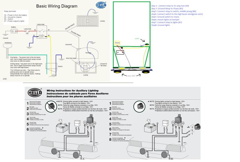 Hella Relay 4rd Wiring Diagram