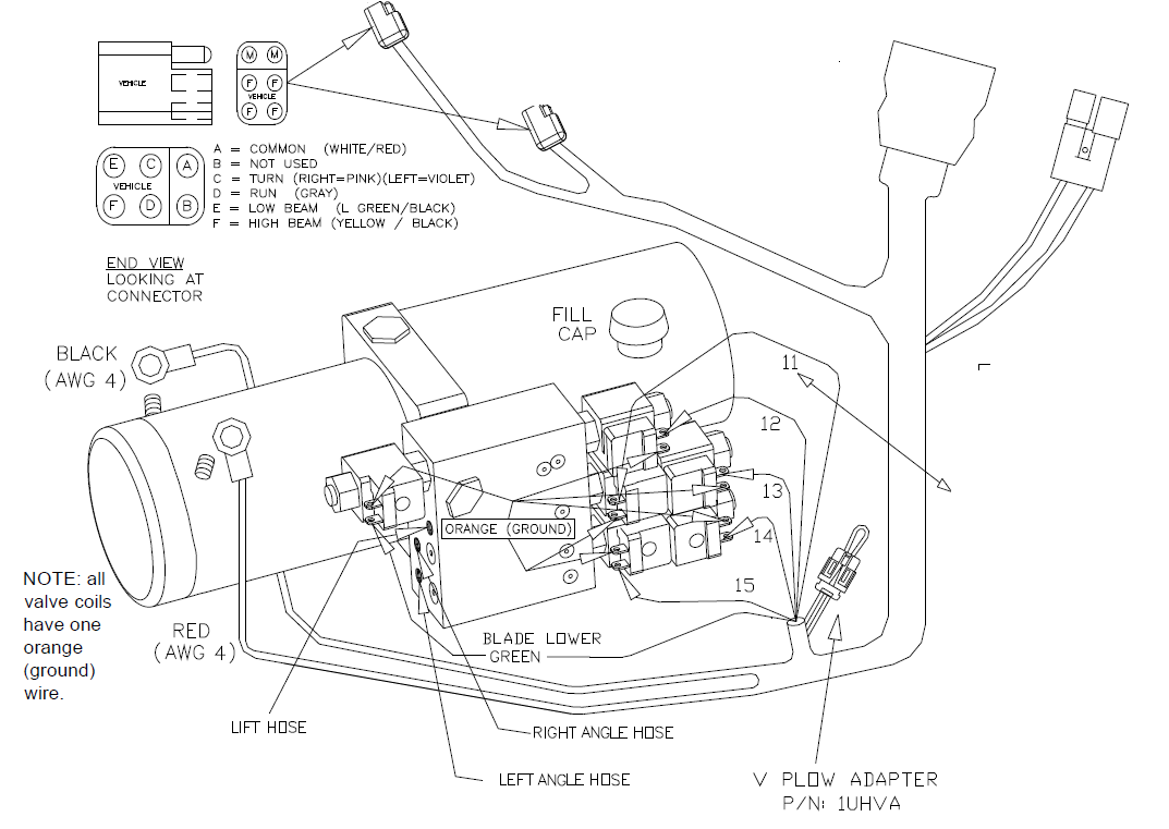 Hiniker Snow Plow Wiring Diagram Pdf