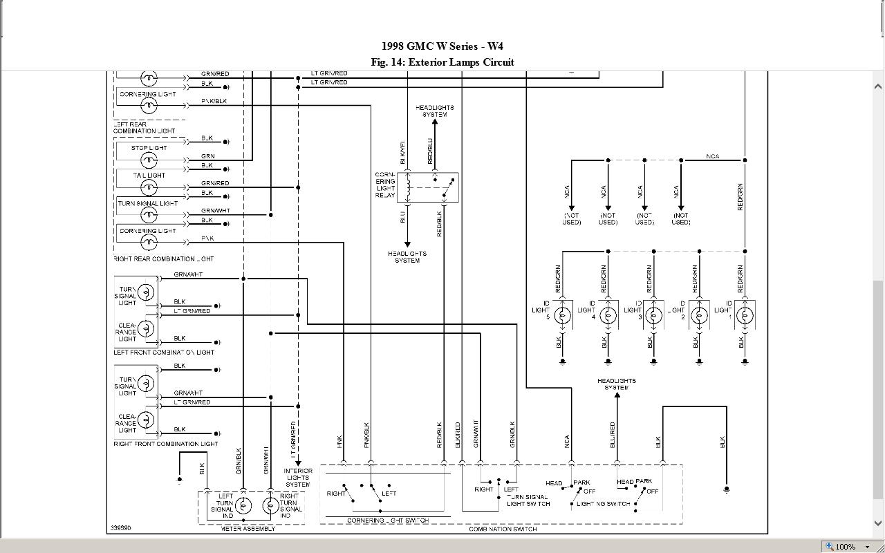 Hino Liftgate Wiring Diagram