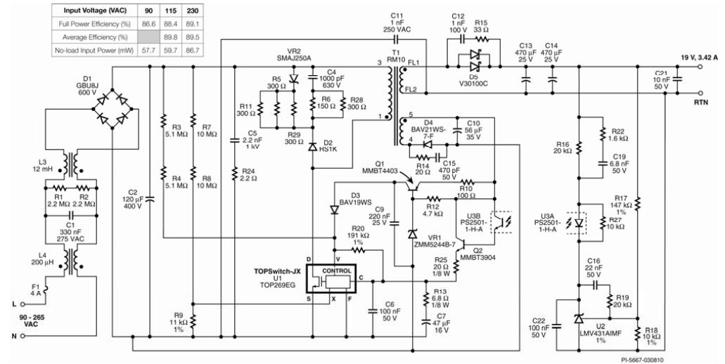 Hipro Power Supply Wiring Diagram